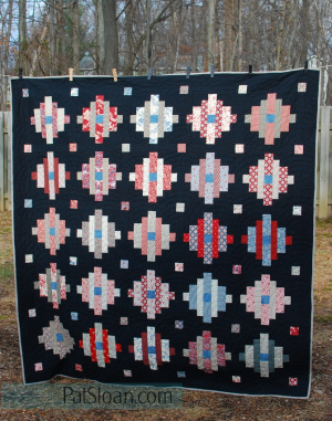 Pat Sloan Frank Quilt pic 2