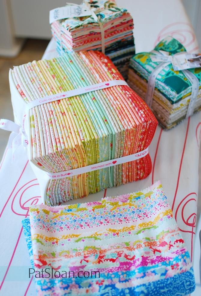Pat Sloan fabric