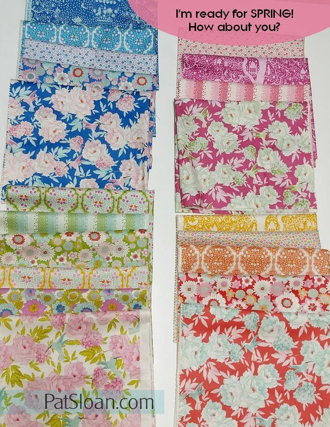 Pat sloan fabric pic
