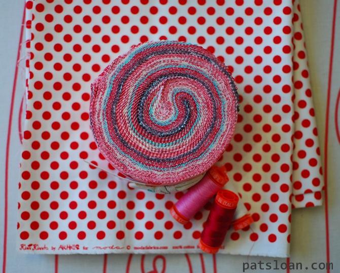 Pat sloan valentine stitched 0