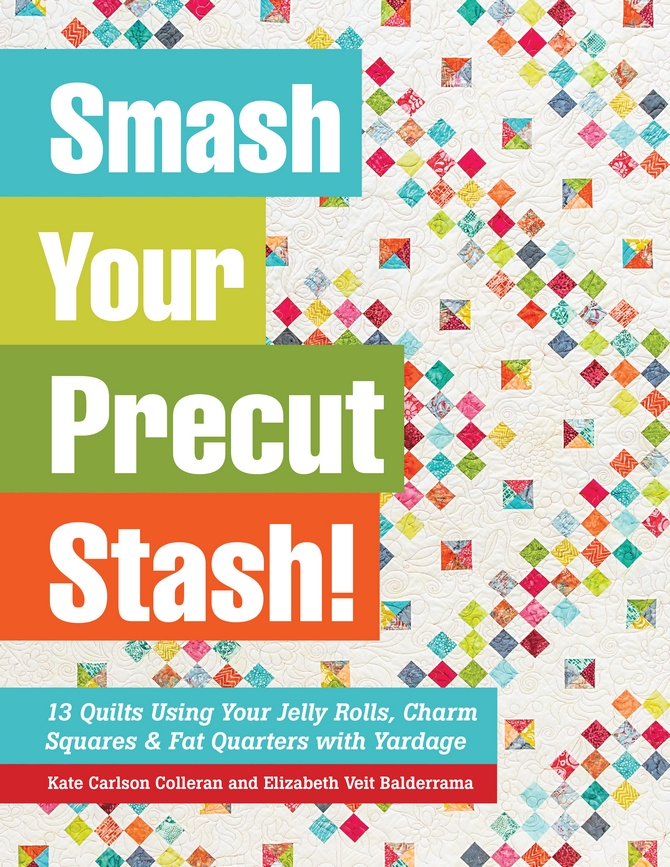 Kate Smash Your Precut Stash