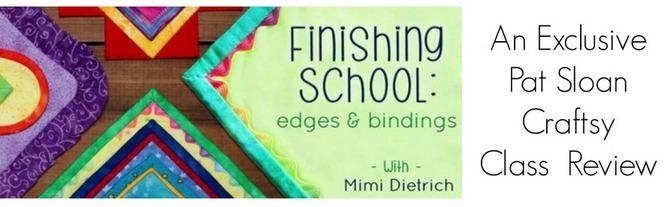 Pat sloan exclusive review of finishing school