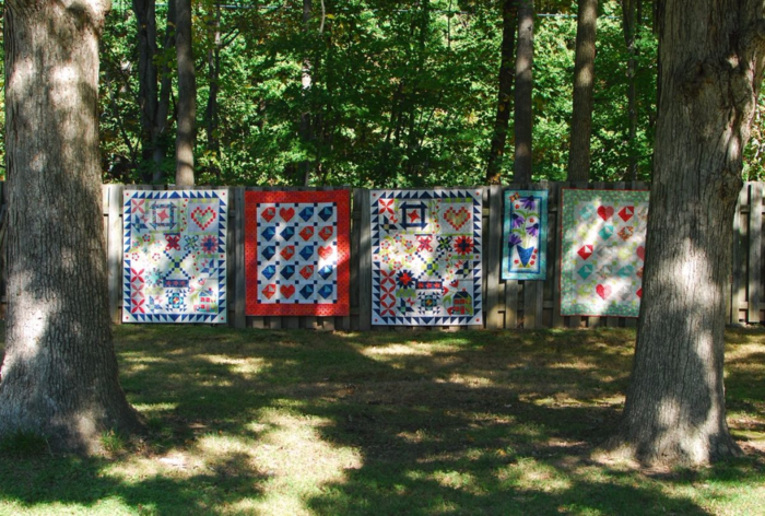Pat sloan hometown girl the quilts 3