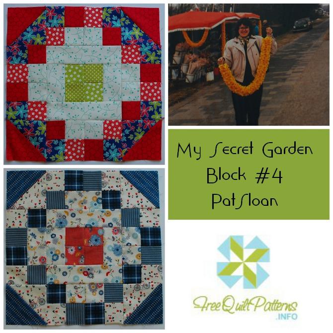 2016 4 April Pat Sloan Secret Garden Mystery final