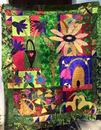 Paulette Ax mama garden
