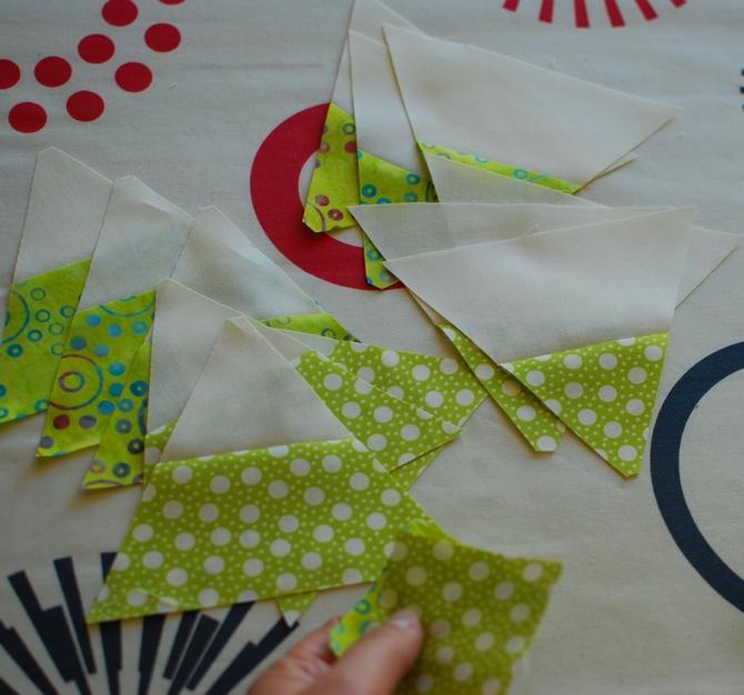 Pat Sloan Little Ruby Sew along part 2 pic3