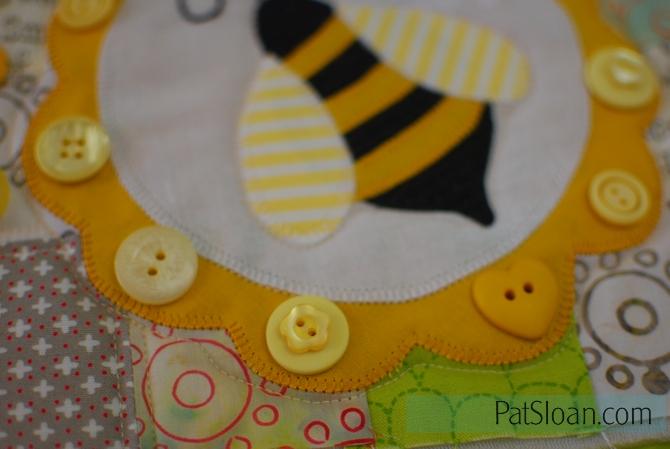 Pat Sloan Bumble Bee 4