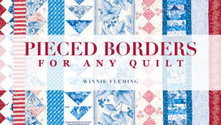 Pieced borders for any quilt
