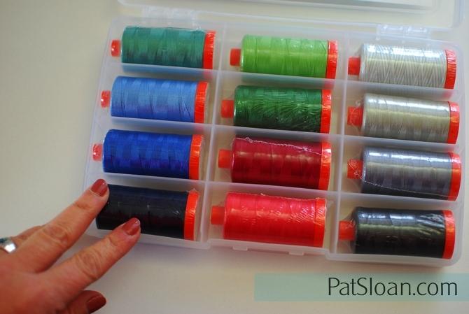 Pat sloan thread kit 2