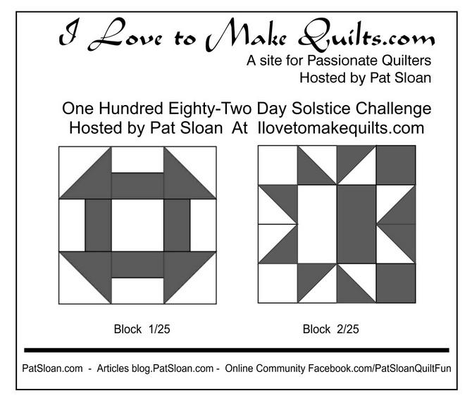 Pat Sloan Block 2 collage