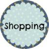 Pat sloan shopping buttons circle