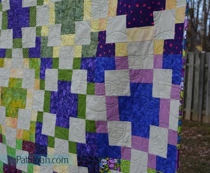 Katie peace quilt done 8