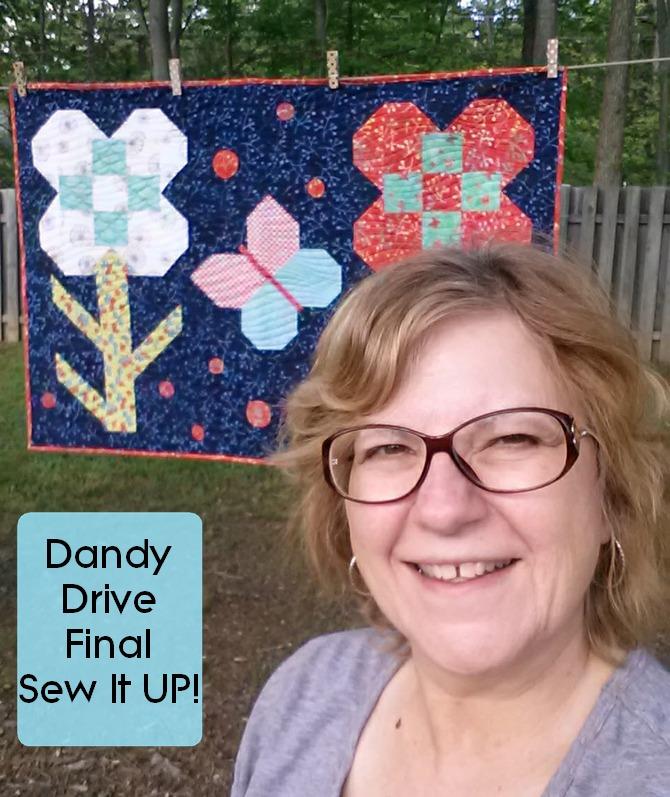 Pat Sloan Dandy Drive sew it up