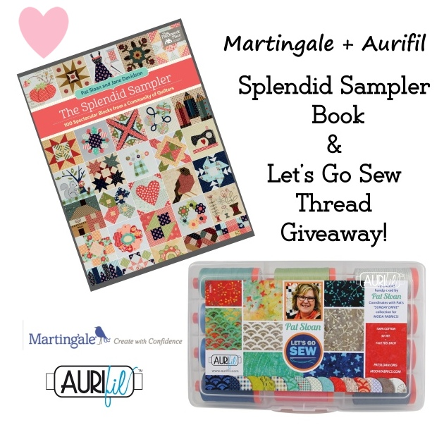 Splendid Sampler kickoff giveaway buttonv2