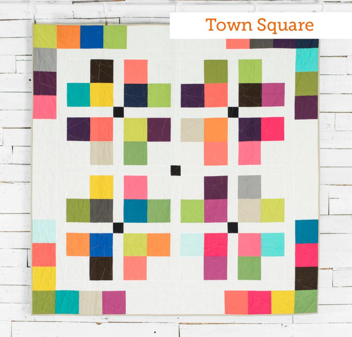 Town square free pattern2