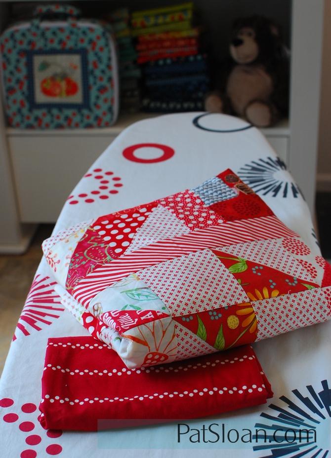Pat Sloan Solstice border fabric