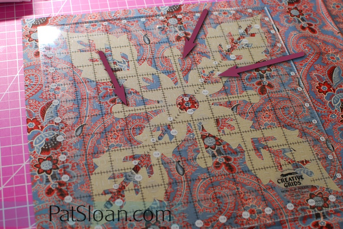 Pat Sloan Aurifil July 2017 block pic 6