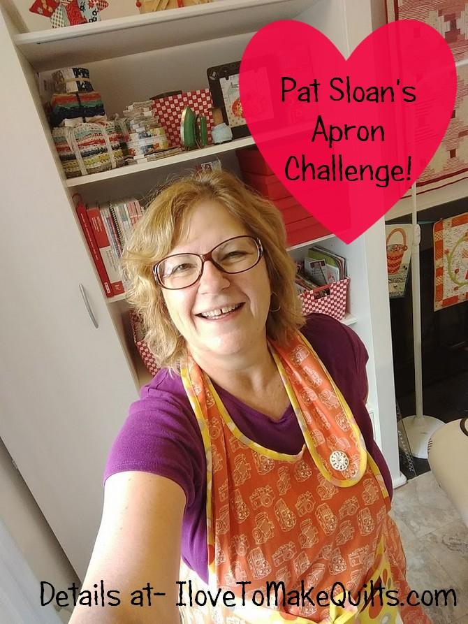 Pat Sloan Apron Challenge button