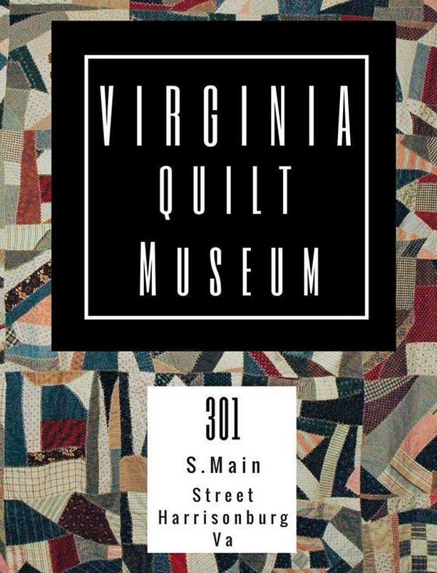 VA quilt museum logo