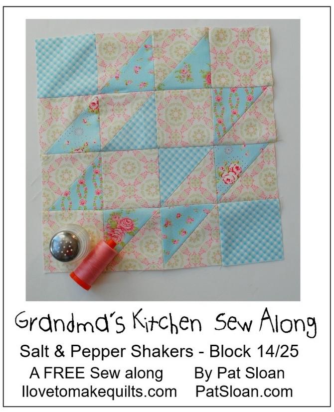 Pat Sloan Block 14 Grandmas Kitchen pic 2
