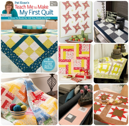 Pat Sloan Teach me to quilt banner2