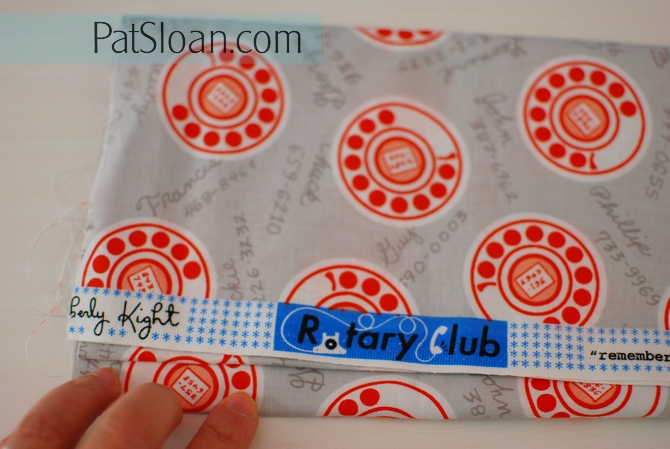 Pat sloan rotary club