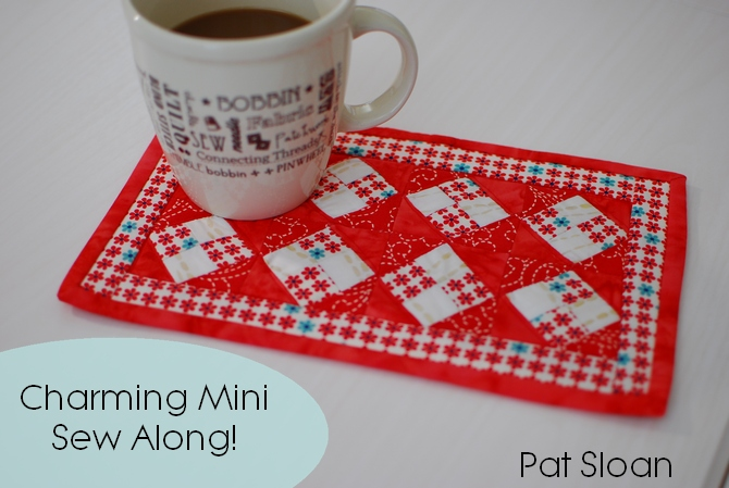 Pat Sloan Charming Mini 4