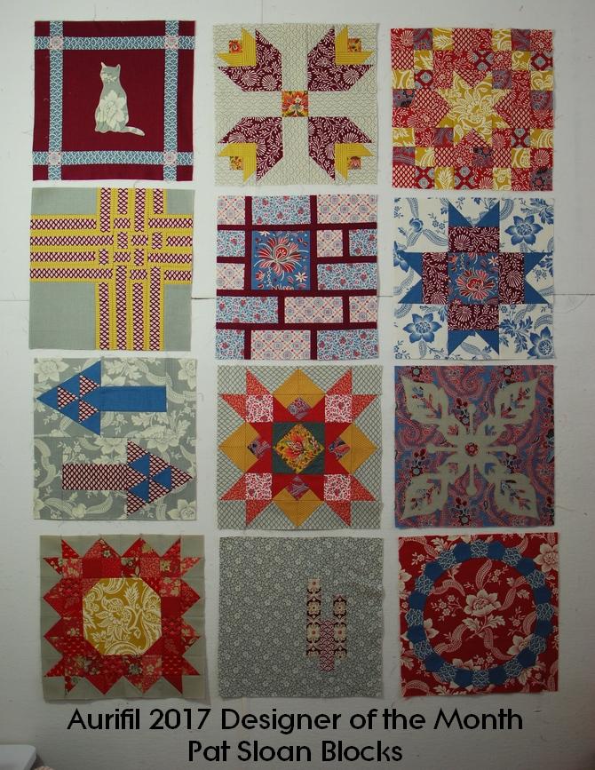 Pat sloan full quilt v 1
