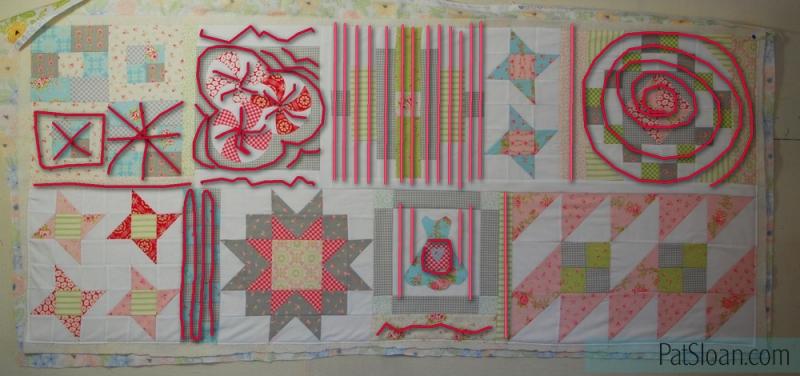 Pat Sloan quilt plan pic 2b
