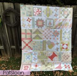 Pat Sloan Grandma Kitchen pastel quilt1