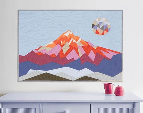 Mountain elevated abstractions