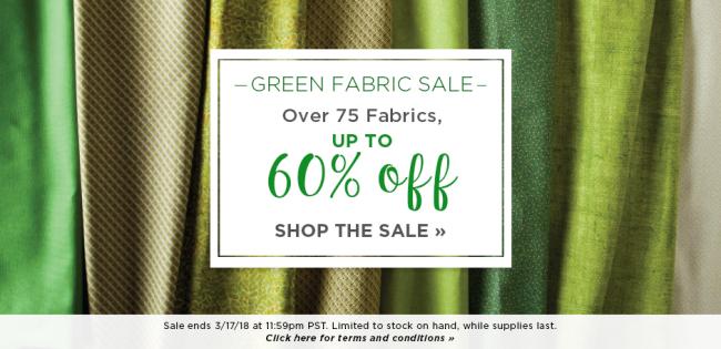 Greenfabricsale