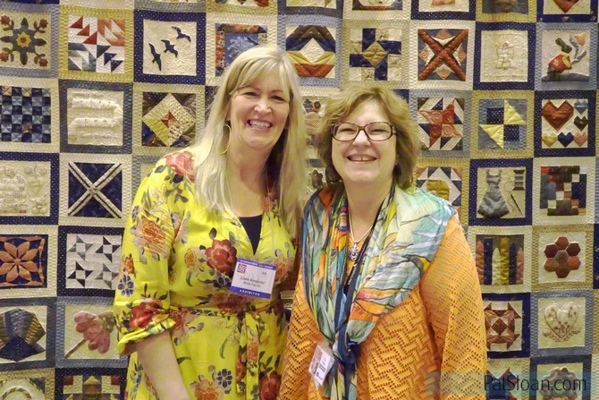Pat sloan and Lissa Alexander sm