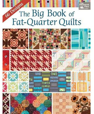 Big book fat quarters