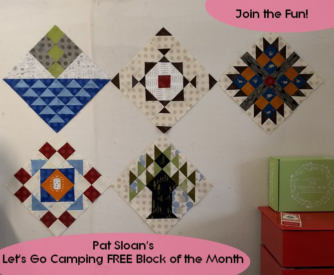 2018 1 to 5 camping block banner