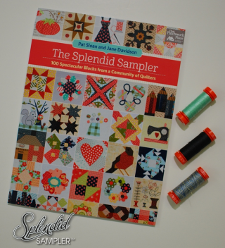 The Splendid Sampler Cover