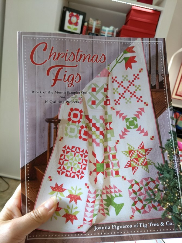 Pat Sloan S Free Wed Sew Along Merry Amp Bright Supply List