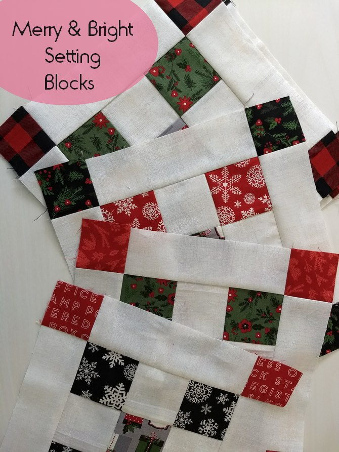 Pat Sloan Merry and Bright layout pic 6