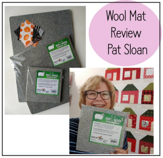Pat Sloan wool pressing mat review pic 5