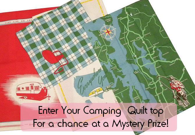 Pat Sloan Camping final prize