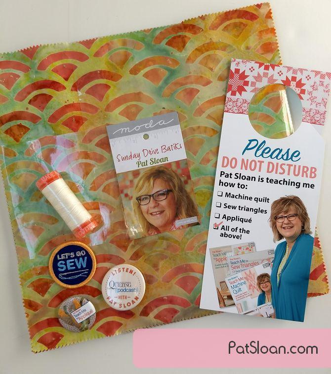 Pat Sloan giveaway