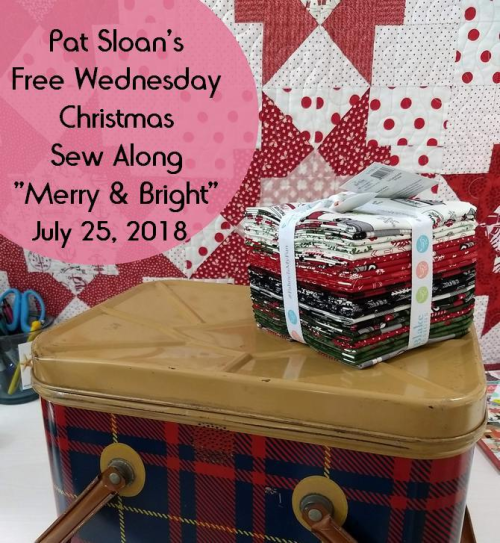 Merry & Bright Sew Along