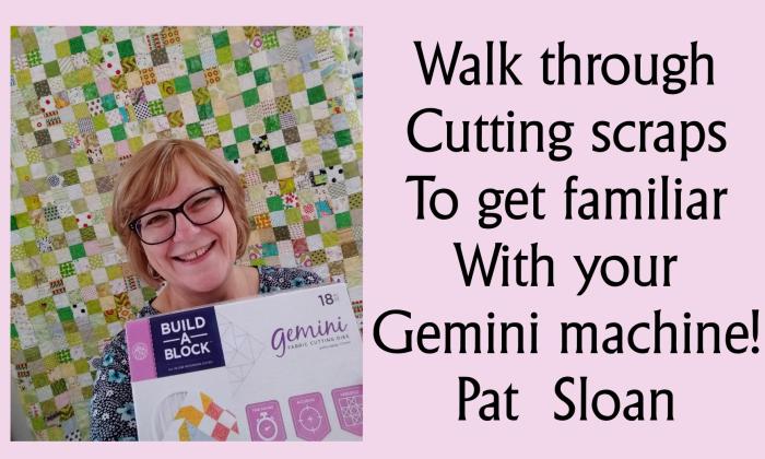 Pat sloan get familiar with your gemini