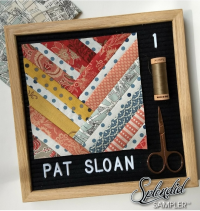 1 Pat Sloan Splendid Sampler 2 Alex block 1