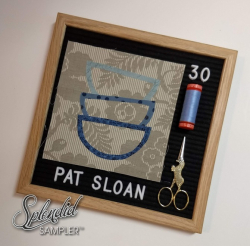 Pat Sloan Splendid Sampler 2 Debbie Gifka