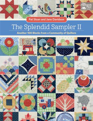 B1467 Splendid Sampler 2 Cover