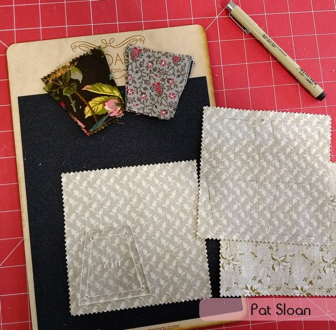 Pat Sloan hand piecing3