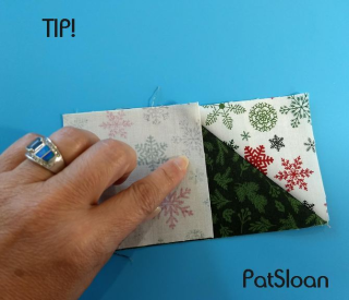 Pat Sloan Block 5 Merry and Bright tip