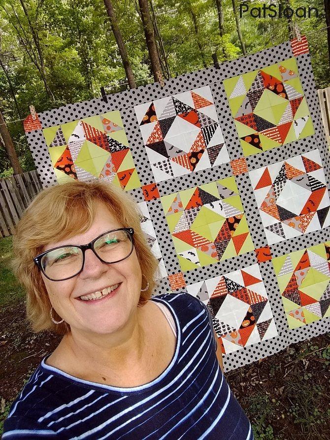 Pat Sloan Boden Quilt 1