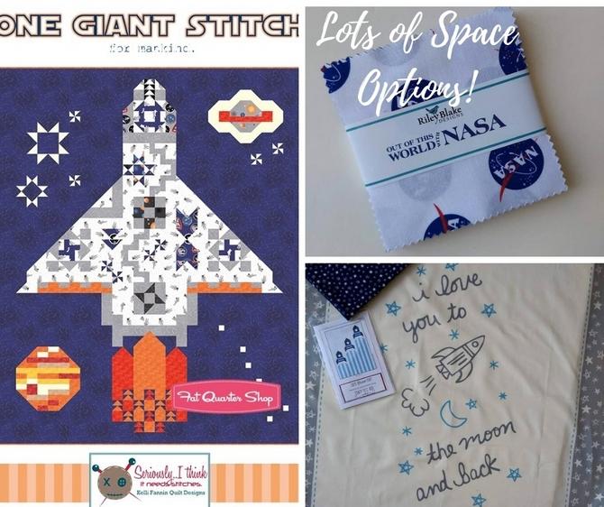 Pat Sloan space options